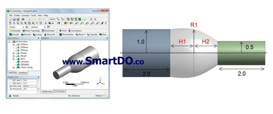 SmartLink for ANSYS Workbench CFD